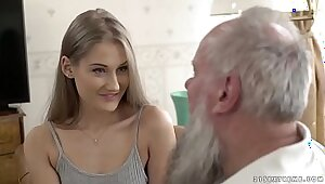 Teens The grandpa is fine and I want to fuck you