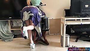 Well hung new stepmom pounded by her bro