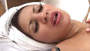 Dirty Colombian Masseur Massage Porn